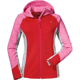 Schöffel Trentino1 Fleece Hoody Women lollipop